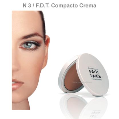 Maquillaje compacto corrector