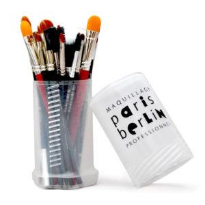 le tube estuche pinceles y lápices